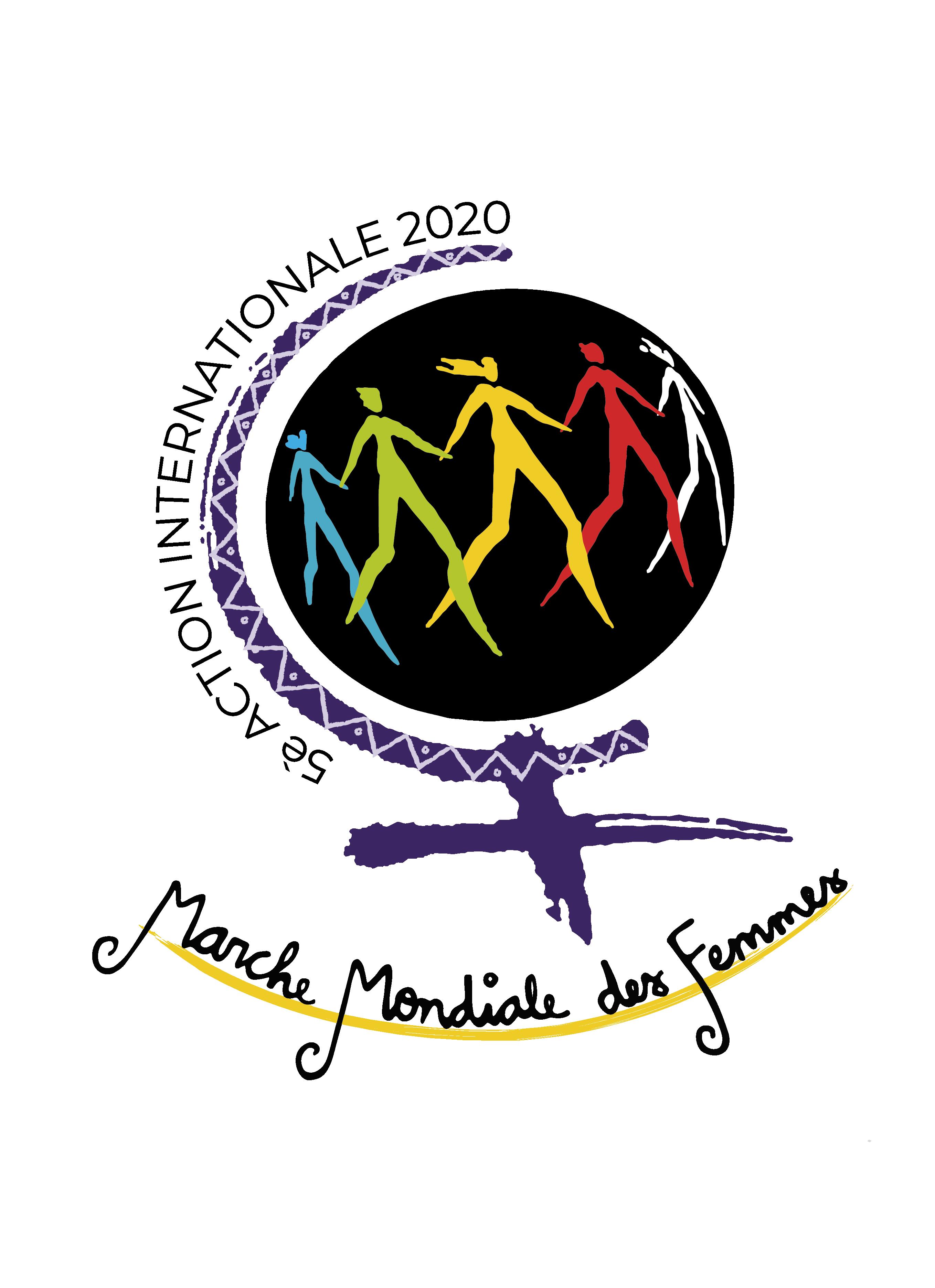 Nous résistons pour vivre, nous marchons pour transformer! 5ème Action Internationale