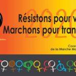 8 mars - La Marche Mondiale des Femmes se mobilise et lance la 5ème Action Internationale 2020