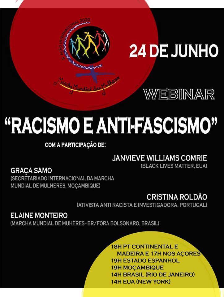 Racism and Anti-Fascism - Webinar
