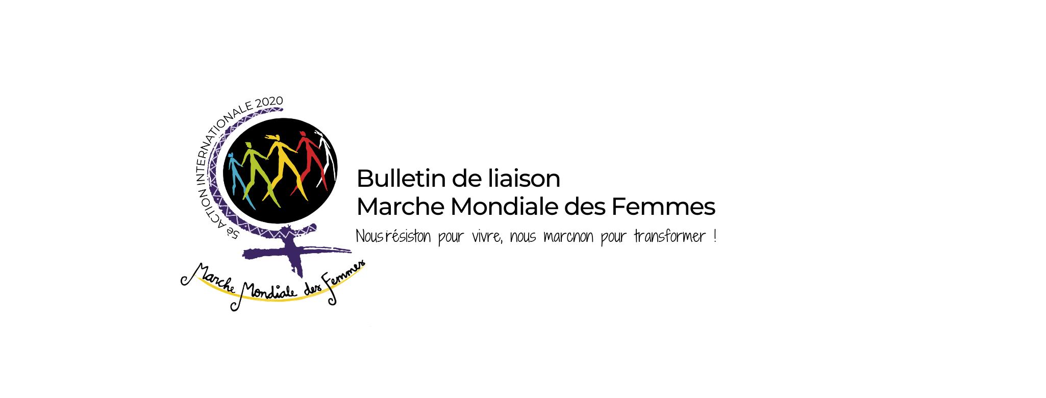 La Marche Mondiale des Femmes clôturé la 5ème Action en connectant toutes les régions du monde