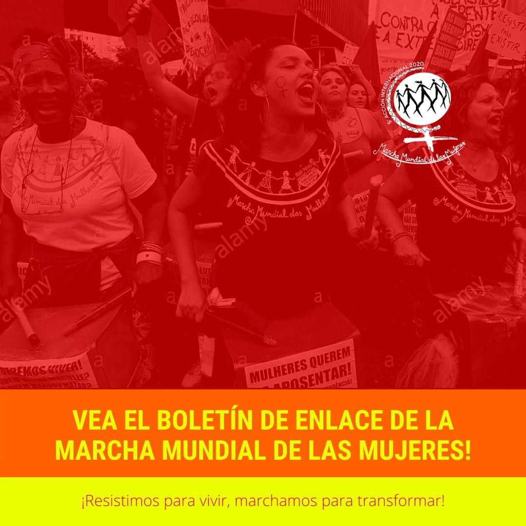 World March of Women - Marche mondiale des femmes - Marcha Mundial de las Mujeres
