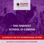 The International Feminist School holds its pilot meeting