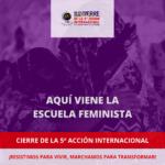 La Escuela Internacional Feminista celebra su reunión piloto